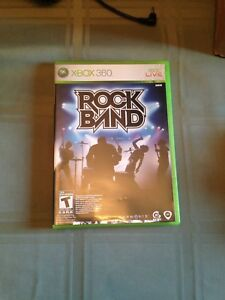 Rock Band + guitar and drums