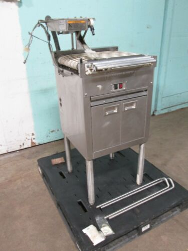 """""""HOBART"""" HEAVY DUTY COMMERCIAL CONVEYOR MEAT WRAPPING/PACKING MACHINE"""