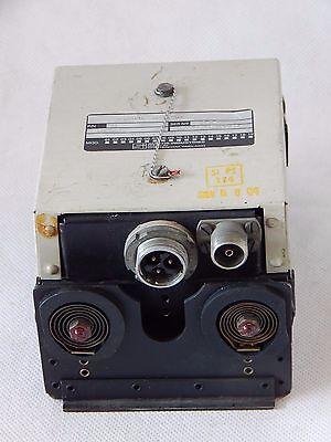 Canberra PR9 Aircraft Fuel Gauging Amplifier, Aircraft No. XH135 [3R9B]