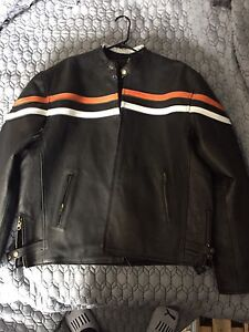 Brand new leather jackets.  Never worn