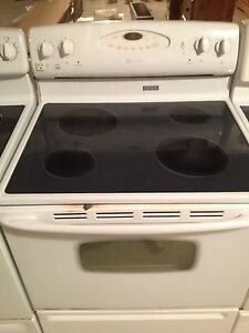 Whirlpool glass top stove  Stratford Kitchener Area image 1