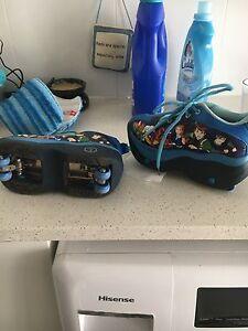 'Heeleys' skate shoes Ben 10 Beldon Joondalup Area Preview