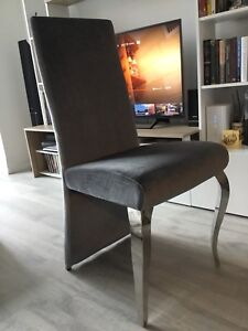 Brand New 6 Dining Chairs from Martin Daniel