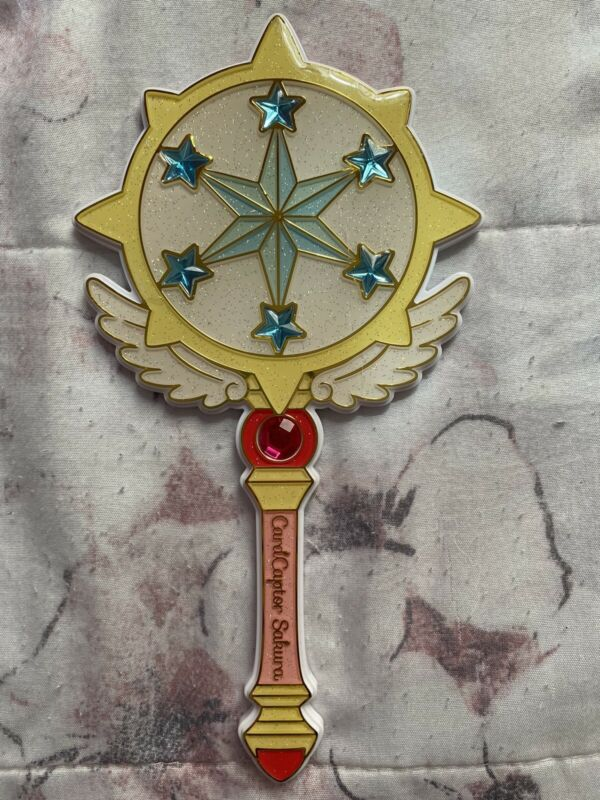 Cardcaptor Sakura Clear Card Mini Mirror