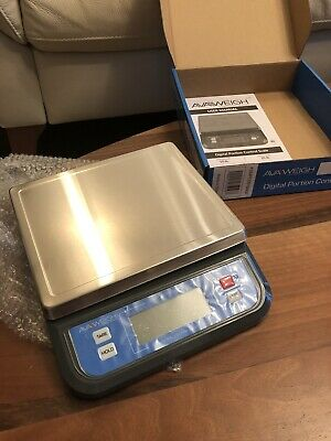 20 Ib. Compact Digital Portion Control Scale  food postal scales