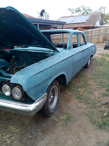 1962 Chevrolet Bel Air project Nerang Gold Coast West Preview