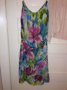 As new Yeojin Bae designer silk dress (size 1 equiv to Aus 8 -10) Edgecliff Eastern Suburbs Preview