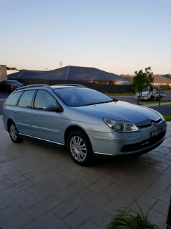 Citroen C5 HDI 6Speed Wagon 2006