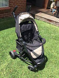 Bebe Care Fusion XT stroller / pram Haddon Golden Plains Preview