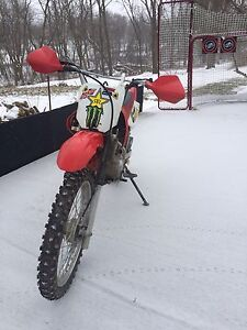 Honda xr100r for sale