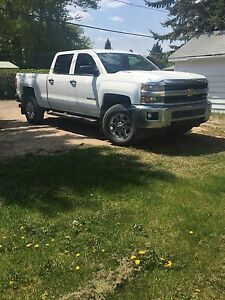 2015 Chevrolet 2500 HD LT