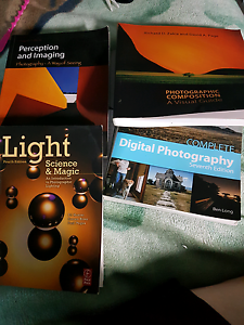 Photography Textbooks Crestmead Logan Area Preview