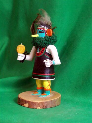 Zuni Kachina Doll - The Hummingbird Kachina by Bart Gaspar - Very Rare!