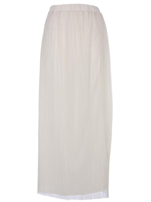 40296aa91 Zara Pleated Maxi Skirt | eBay