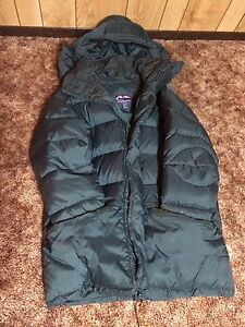 Male winter jacket