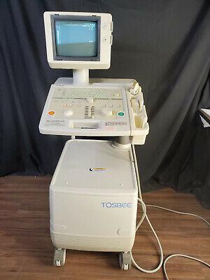 Toshiba Tosbee Ssa-240a-5 Ob Gyn Ultrasound Machine