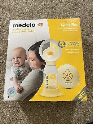 Medela Swing flex electric breast pump. Brand New