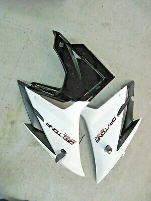 Triumph Daytona 675 Left & Right Fairing With Belly Pan