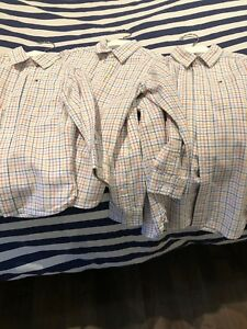 Tommy Hilfiger shirts boys