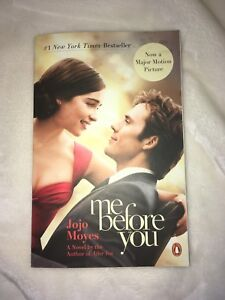ME BEFORE YOU - Book For Sale