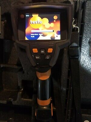 Testo 875-2i Thermal Imager With 16gb Memory In Case