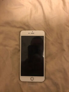 Brand new iPhone 6 Plus 16gb white/silver