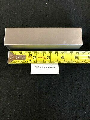 1-14 Square Steel 12l14 Bar Plate 6.00 Long  Lathe Or Milling