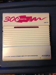 PRICE REDUCED!! AudioVox 300 Watt Car Amplifier
