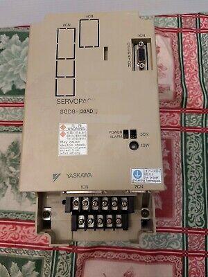 Yaskawa Servopack Sgdb-30adg Used
