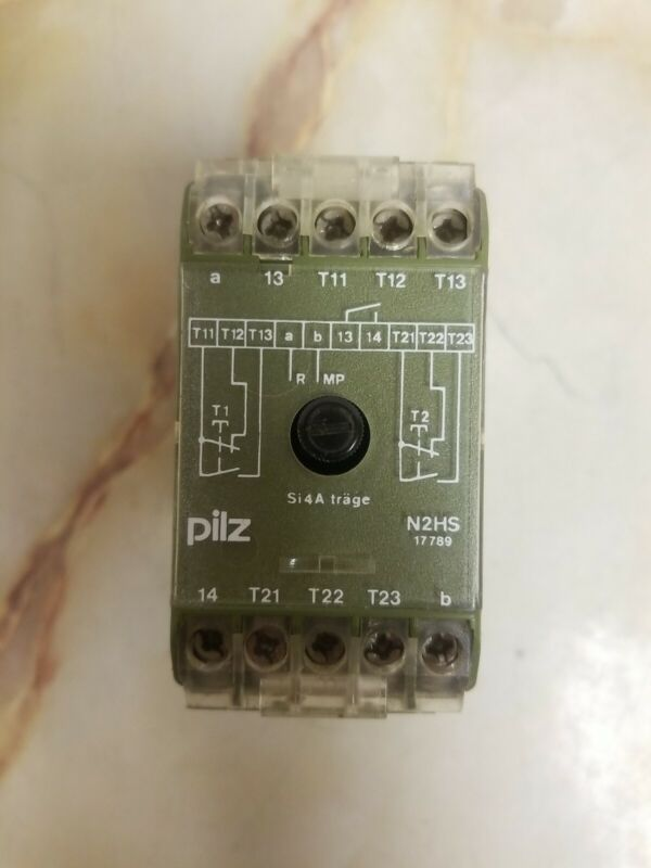 PILZ N2HS 1S SAFETY RELAY 474933
