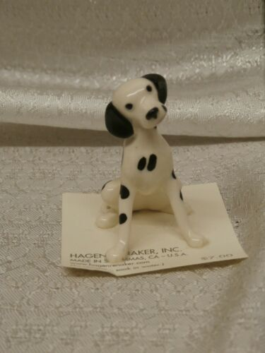 Hagen Renaker Inc DALMATIAN 497 dog New Made in USA