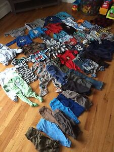 40+ items sizes 12 months