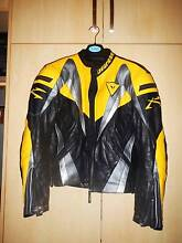Dainese Sport Leather Jacket size 48 Belair Mitcham Area Preview
