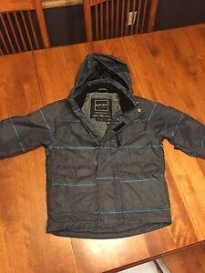 Boys Wintercoat size small 8-10