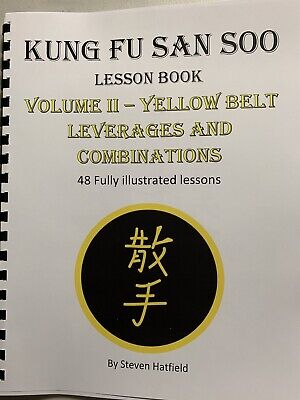 NEW!!  San Soo Kung Fu Yellow Belt Leverages And Combos