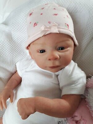 Reborn baby Walter by Laura Tuzio Ross limited edition.