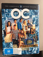 DVDs - the OC S2 & S3 Warners Bay Lake Macquarie Area Preview