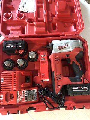Milwaukee 2632-22xc M18 Cordless Propex Expansion Kit - New