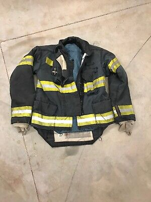 Morning Pride Bunker Gear Jacket Fdny Style Size 40
