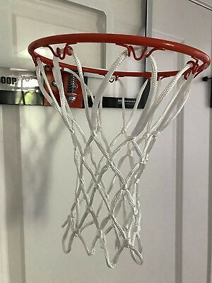 "Replacement Net for Mini Basketball Hoop Rims 8"" - 10.25"""