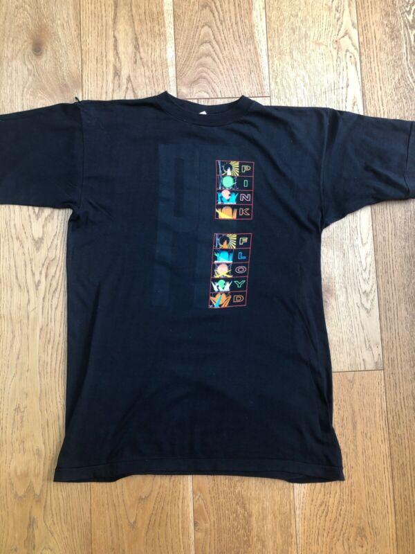 Vintage Pink Floyd Tour T Shirt 1989 Original Size L