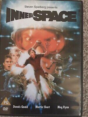 Innerspace (DVD, 2002) Joe Dante, Dennis Quaid, Meg Ryan, Martin Short