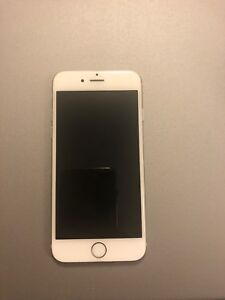 Silver iPhone 6, 64G