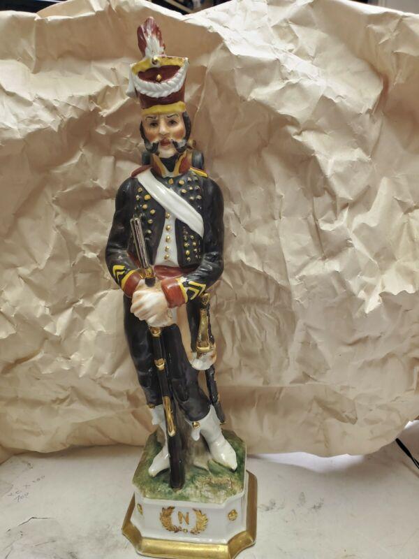 Vintage DI PIETRO Porcelain Soldier