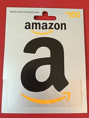 100 Amazon Gift Card Free Shipping  - $100.00