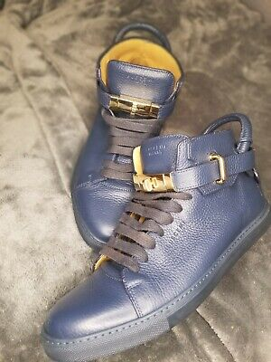 Mens buscemi sneakers 10s (very gently used)