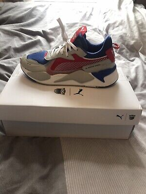 Puma Transformer Trainer Limited Edition Good Condition