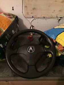 Acura Rsx steering wheel