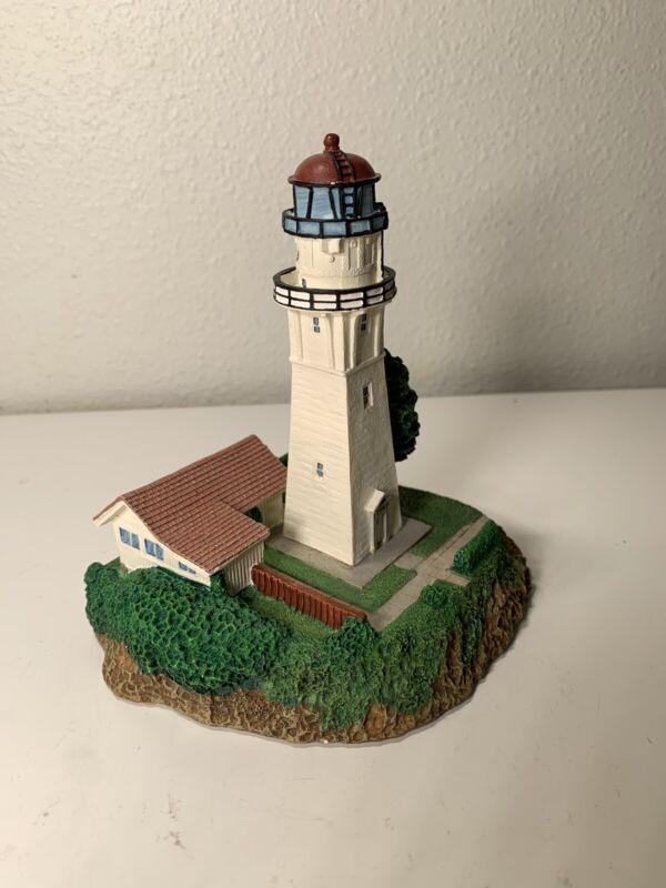 Danbury Mint Diamond Head Lighthouse - Historic American Lighthouses 1994