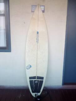 "6'1"" Shortboard Surfboard for Sale"